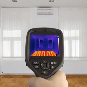HIC infrared inspection Home Inspection Carolina - Top Home Inspectors in Charlotte, Raleigh, Asheville.